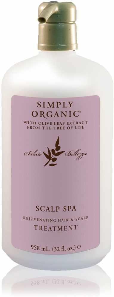 Simply Organic Scalp Spa Treatment 958 ml (U)