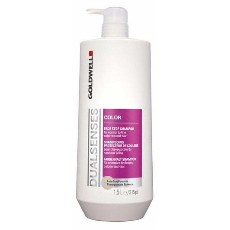 Goldwell Dualsenses Color Fade Stop Shampoo 1500 ml (gl. design)
