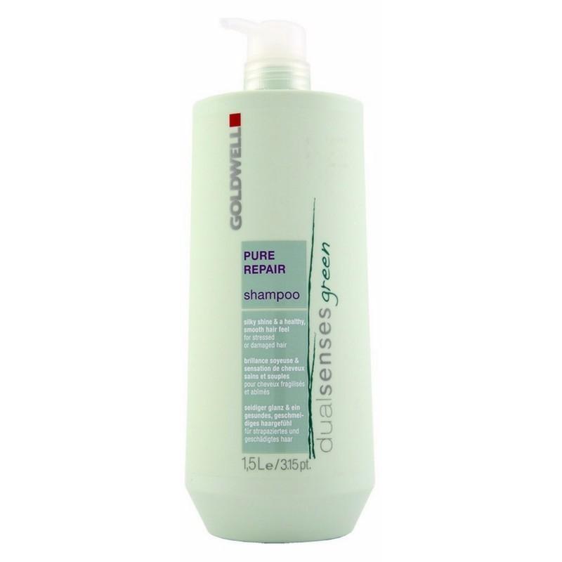 Goldwell Dualsenses Green Pure Repair Shampoo 1500 ml (gl. design)