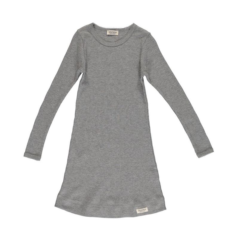 MarMar natkjole 100-100-19 (Grey Melange 0602, 104)