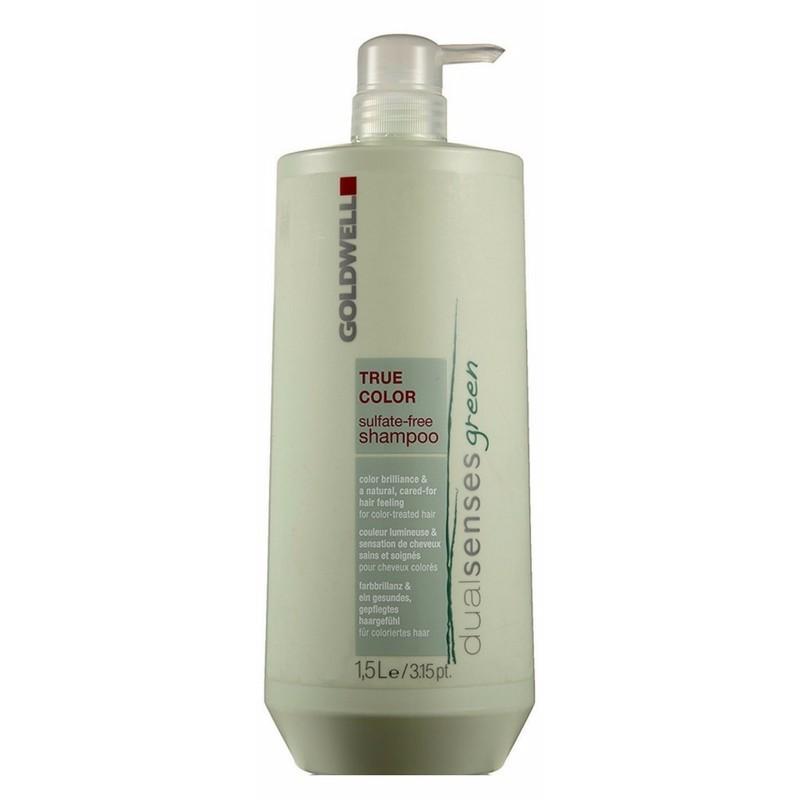 Goldwell Dualsenses Green True Color Sulfate-Free Shampoo 1500 ml (gl. design)