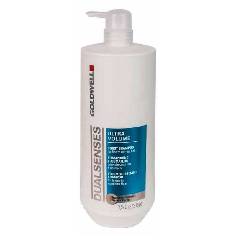 Goldwell Dualsenses Ultra Volume Boost Shampoo 1500 ml (gl. design)