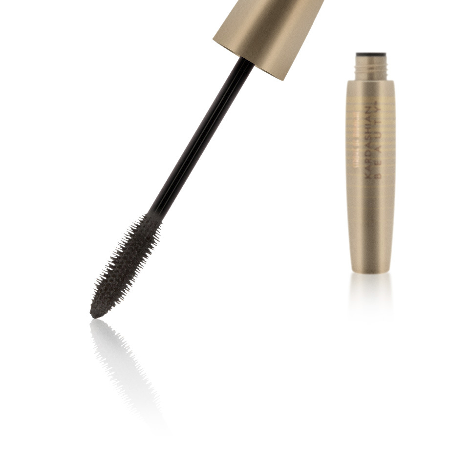 Kardashian Beauty Mascara - Stroke Of Midnight Black 8 ml (U)