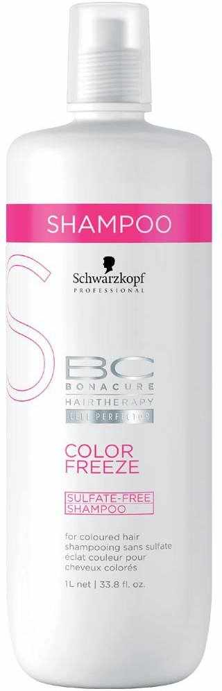 BC Color Freeze Sulfate-Free Shampoo 1000 ml (gl. design)