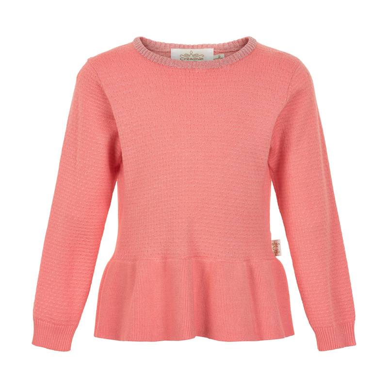 CREAMIE PULLOVER 840086 (Salmon Rose 5626, 86)