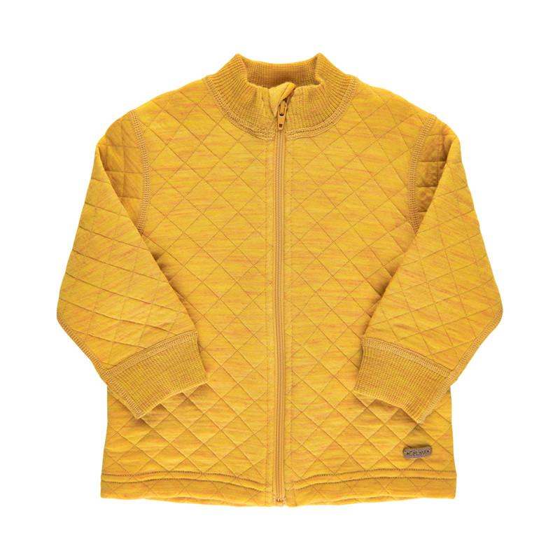 CELAVI JAKKE 330291 M (Mineral Yellow 3720, 60)