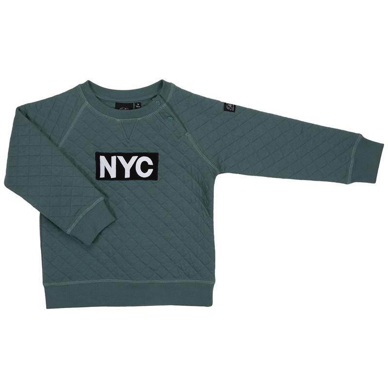 PETIT BY SOFIE SCHNOOR NYC SWEAT P191400 (Green, 68)