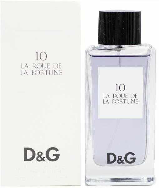 Dolce & Gabbana 10 La Roue De La Fortune Pour Femme EDT 50 ml (U)