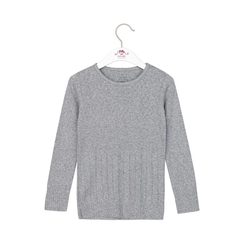 NOA NOA T-SHIRT 2-3486-1 00005 (Grey, 11Y)