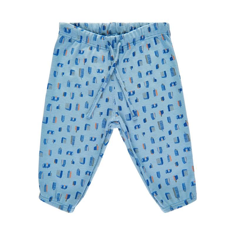NOA NOA BUKSER 2-3687-8 00810 (Blue, 18M)