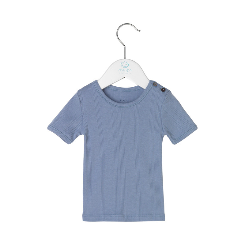NOA NOA T-SHIRT 2-3822-8 00852 (Blue, 3M)