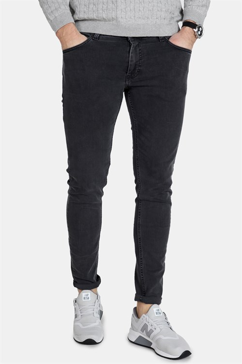 Just Junkies Max Jeans Plain Grey