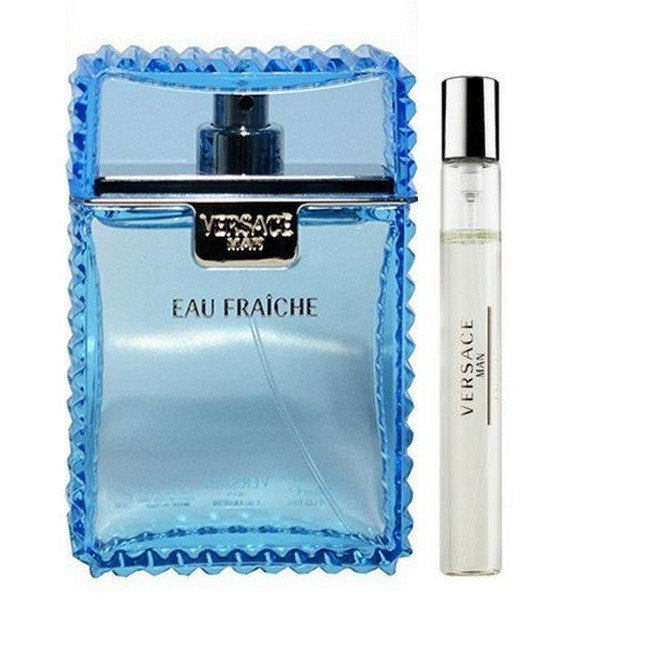 Man Eau Fraiche Sæt - 100 ml Edt - 10 ml Travel Spray