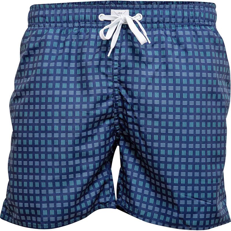 Jbs Badetøj Mørkeblå Med Mønster