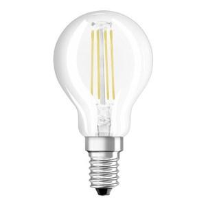 LED STAR+ 3 STEP DIM krone 40W/827 filament klar E14 dim