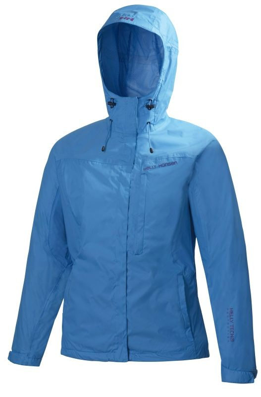 Helly Hansen Seattle Packable Regnjakke Dame