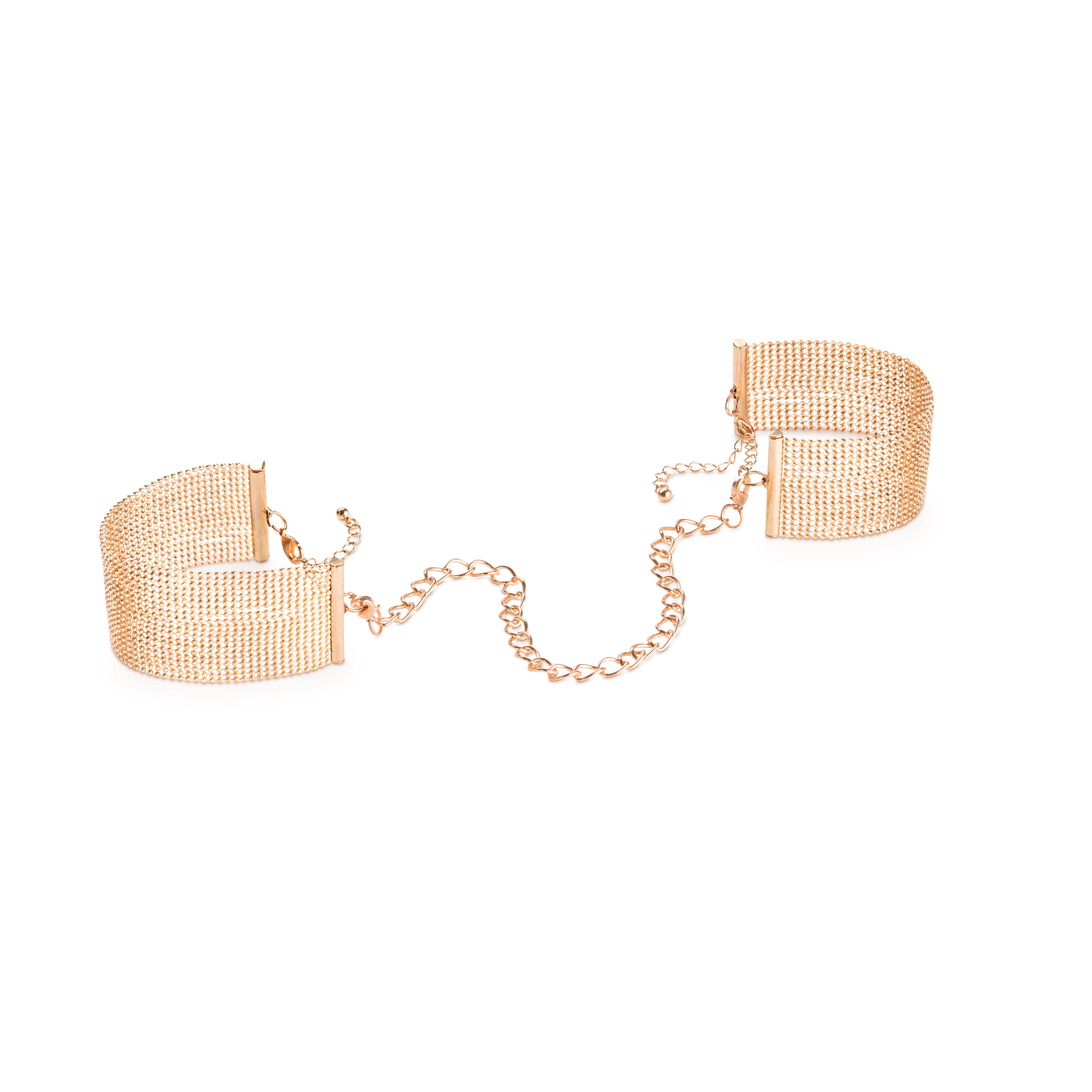 Bijoux Indiscrets - Magnifique Guld Håndjern i metal