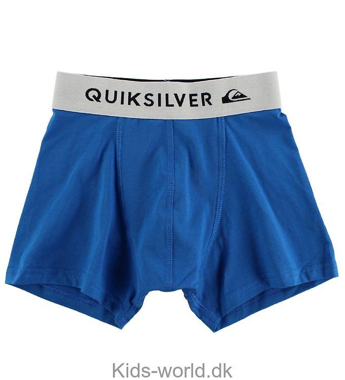 Quiksilver Boxershorts - Blå