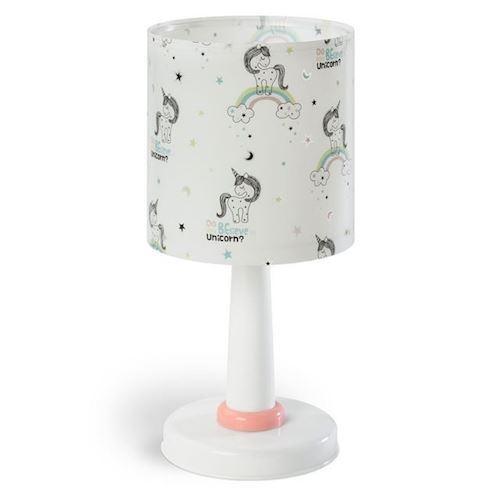 Dalber bordlampe enhjørninger 30 cm