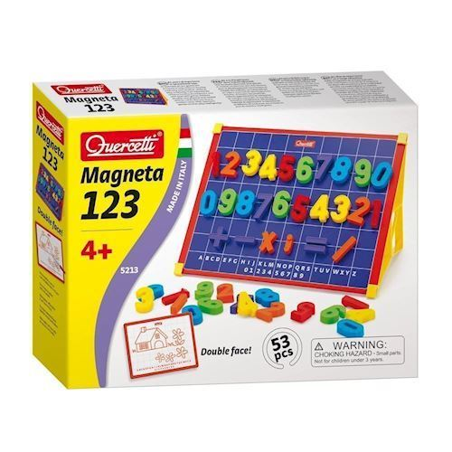 Quercetti Magnetic Board Count