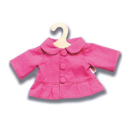 Dukketøj, jakke til dukker på 35-45 cm