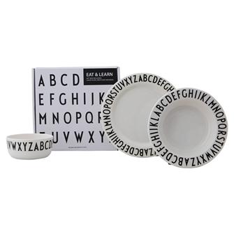Design letters, gaveæske tal