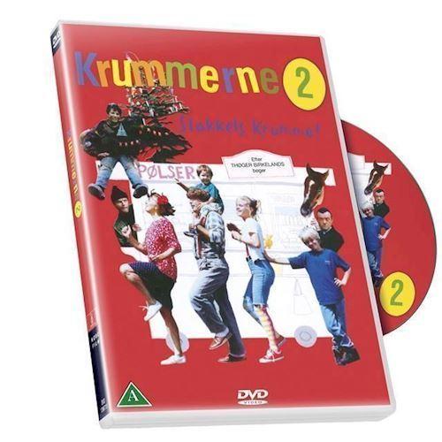 Krummerne 2 stakkels Krumme DVD