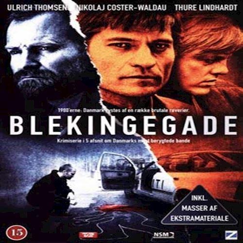 Blekingegade Den Komplette Mini-serie DVD
