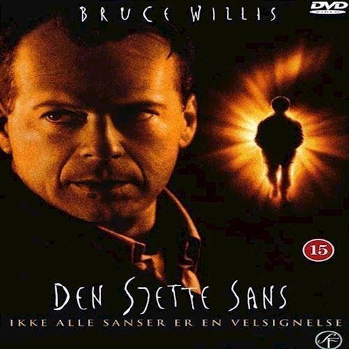 Den Sjette Sans - DVD