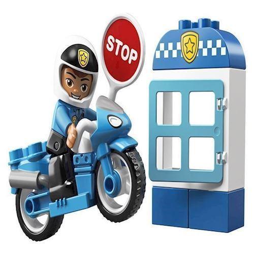 LEGO DUPLO - Politimotorcykel