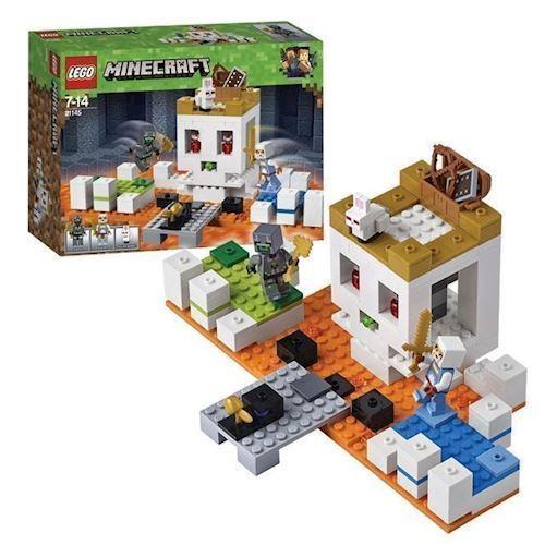 LEGO Minecraft 21145 kraniearenaen