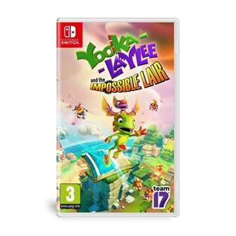 Yooka Laylee and the impossible lair, Xbox One