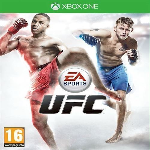 UFC Ultimate Fighting Championship - XBOX ONE