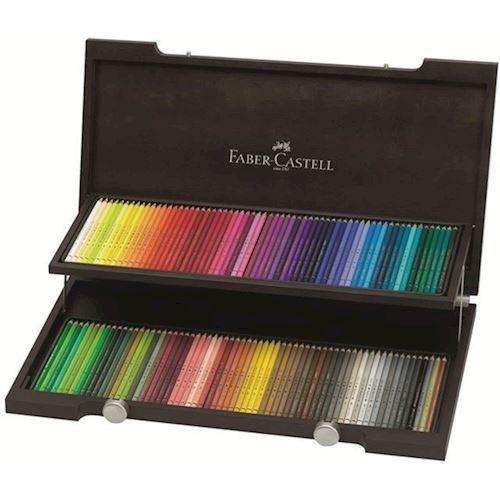 Faber-Castell - Polychromos - 120 farveblyanter