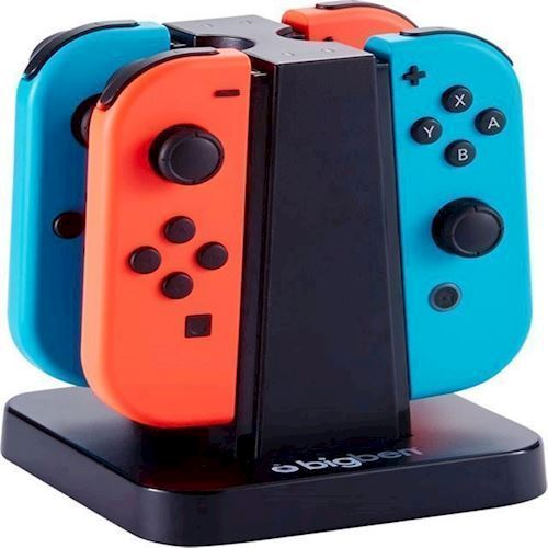 Switch Quad Charger JoyCon - Nintendo Switch
