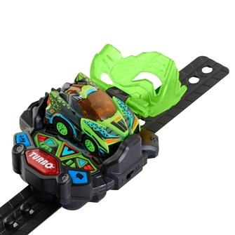 Vtech turboforce racer grøn (Ikke DK)