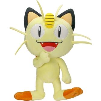 Pokemon Bamse 30 Cm Meowth