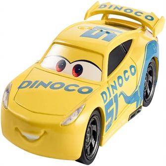 Cars 3 figur, køretøj Dino Co cruz ramires