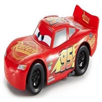 Cars 3 figur, køretøj Lynet McQueen