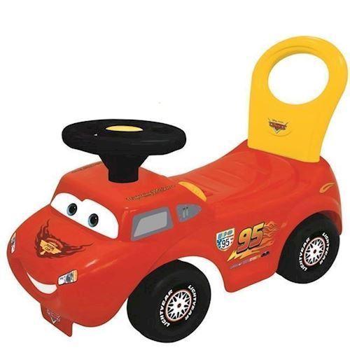 Kiddieland - Cars McQueen Gåbil