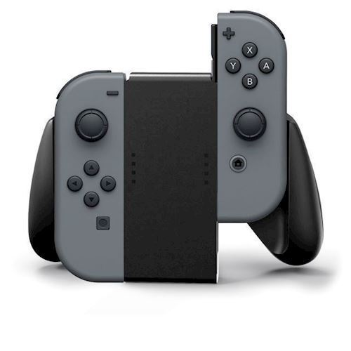 PowerA Nintendo Switch JoyCon Comfort Grip Black