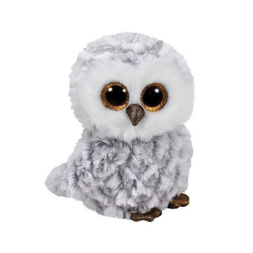 Ty Beanie Boo bamse uglen Owlette