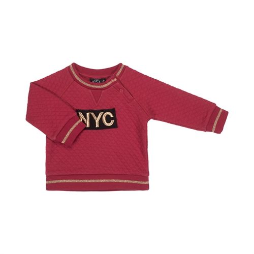 Petit by Sofie Schnoor sweat - Earth Red