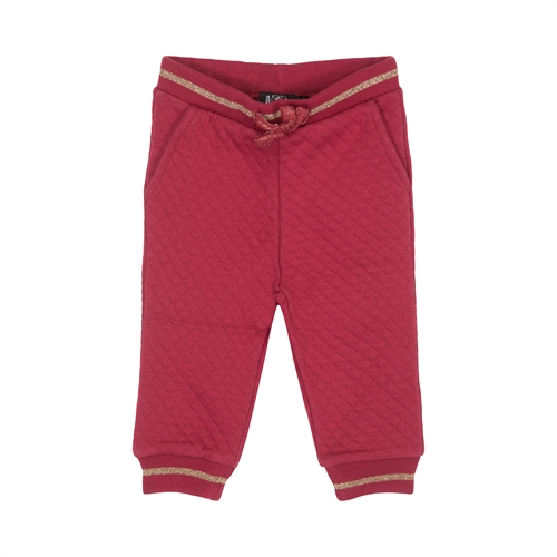 Petit by Sofie Schnoor sweat bukser - Earth Red