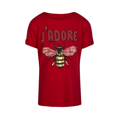 Petit by sofie Schnoor T-shirt - Red