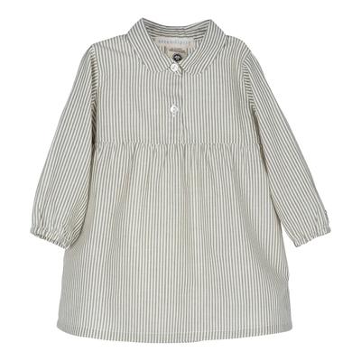 Serendipity kjole til baby - Capersstripe