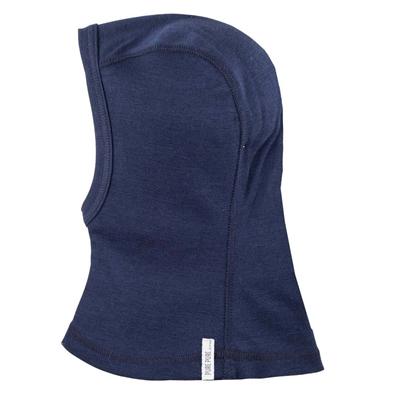 Pure Pure elefanthue i uld/silke - Blue
