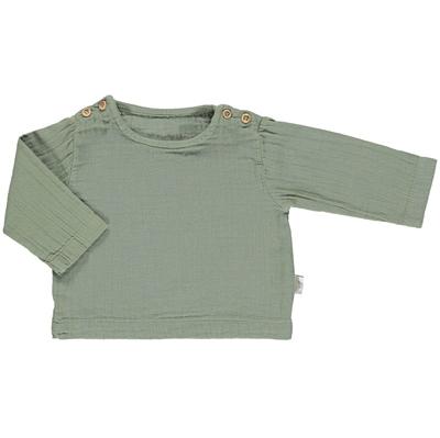 Poudre Organic bluse, Houblon - Oil Green