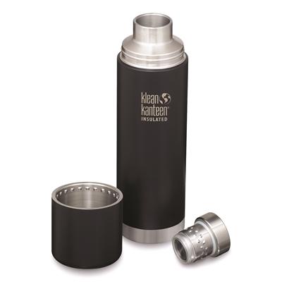 Klean Kanteen termoflaske, 1000ml - TKPRO - Shale Black