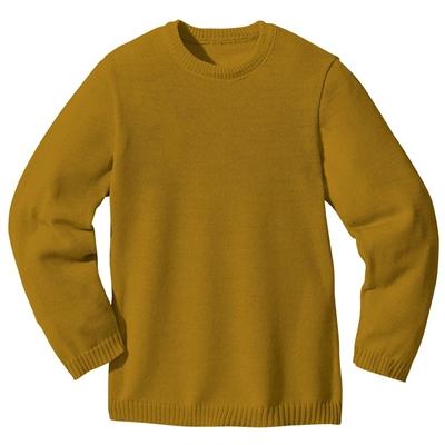 Disana pullover i uld - Gold